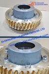 Worm wheel 200298035