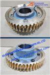 Worm wheel 200298045