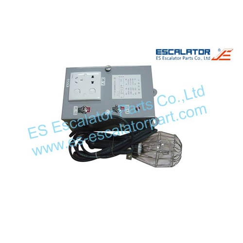 ES-HT072 ESHitachi Inspection Box 220V-10A36V3A50HZ35