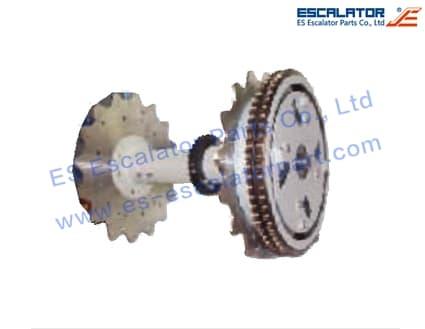 ES-SC383 ESSchindler Headshaft Assembly SWK770020
