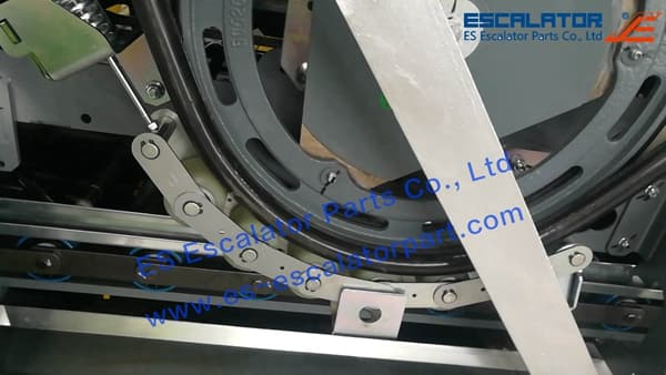 Handrail expansion device