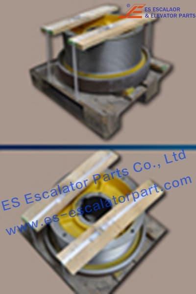 ESThyssenkrupp Traction Sheave 200023716