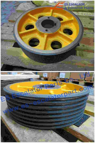 Traction Sheave 200023719