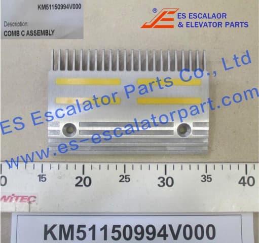 RTV Comb plate KM51150994V00