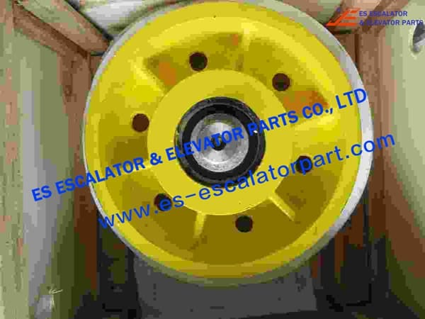 Rope Pulley Assy 200163378