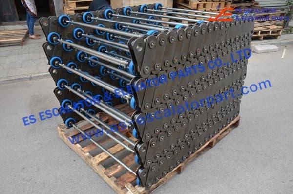Escalator step chain 38011169SRX