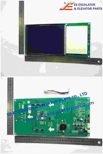 ESThyssenkrupp With Backligh LCD 200356200