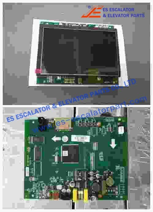 7 Color LCD Vertical 200287084