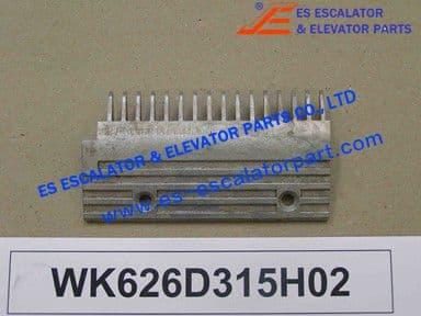 ESKONE WK626D315H02 LEFT COMB