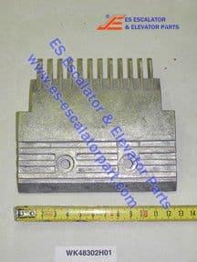 WK48302H01 ALUMINIUM COMB