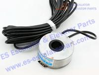 TS5208N143 01H100-1024C/T-L3-5V Encoder