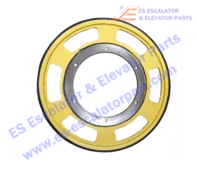 Roller And Wheel NEW XAA290CR1