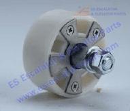 Roller And Wheel NEW XAA456BL