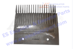 ESHitachi Escalator Parts Comb Plate 21502026A