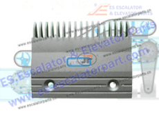ESHitachi Escalator Parts Comb Plate 22501789A