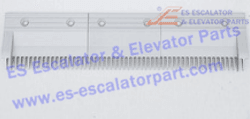 ESHitachi Escalator Parts Comb Plate 22502291A