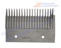 Escalator 22501787 Comb Plate