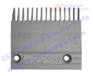 Escalator 22501790 Comb Plate