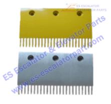 ESThyssenkrupp Escalator Parts Comb Plate 4090140000