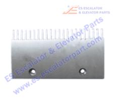 ESThyssenkrupp Escalator Parts Comb Plate 7450080000