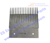 ESHitachi Escalator Parts Comb Plate 21502023A