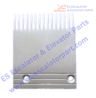 ESHitachi Escalator Parts Comb Plate 21502024B