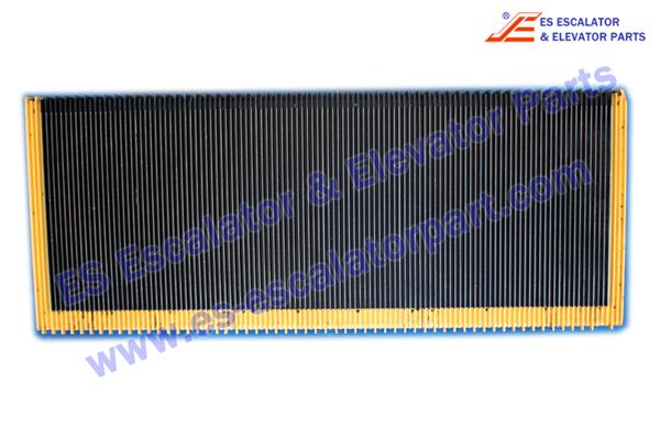 Escalator stainless steel step 1000 800mm