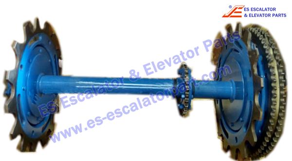 ESOTIS main drive shaft 1000mm GBA26370A6