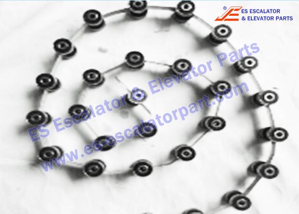 Velino Escalator Newell Chain (56 Bearings)