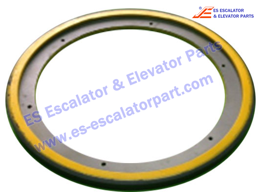 Escalator Handrail Wheel Friction Ring