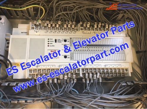 Elevator PLC GS8000 WITH PROGRAM