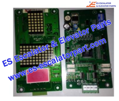 MCTC-HCB-A Hall Indicator PCB
