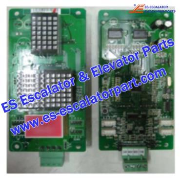 MCTC-HCB-J Hall Indicator PCB