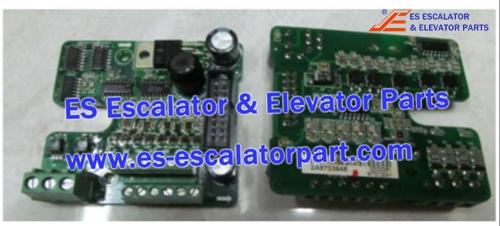 MCTC-MJB-B Main PCB