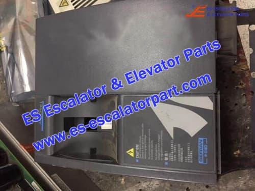 ESBLT Elevator AVy3150-KBL-BR4 GEFRAN INVERTER ESSIEIDrive AVy-L