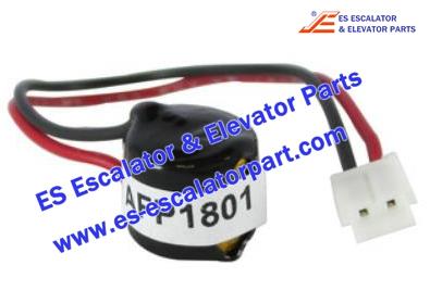 <b>ESPANASONIC AFP1801 3V Battery</b>