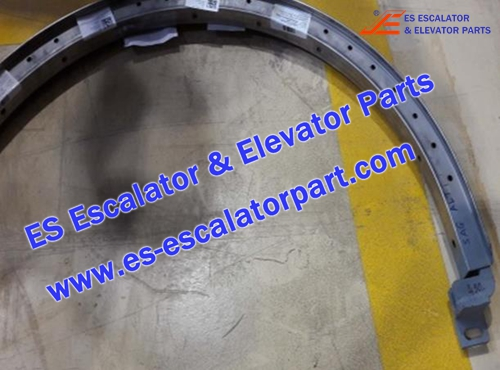 Escalator TUGELA 945 HANDRAIl TURNING