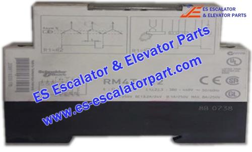 THYSSEN Escalator TUGELA 945 RM4TA32 phase protection relay