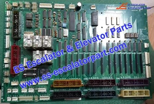 Hyundai elevator 204C1725H24 CTB board