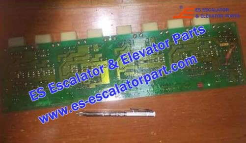 Elevator BCU-20 Power Board