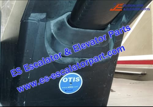 Escalator Handrail with rubber ring