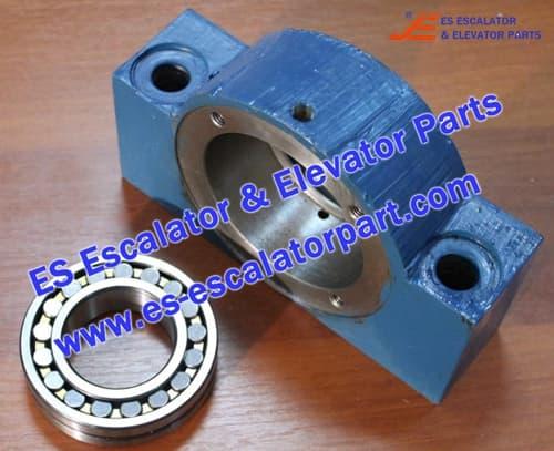 ESLG/SIGMA Elevator Parts Drive shaft base bearing