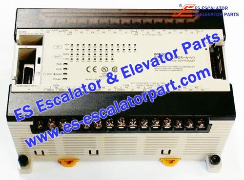 <b>ESCANNY/KONL elevator Parts Omron CPM1A-40CDR-A-V1 PLC</b>
