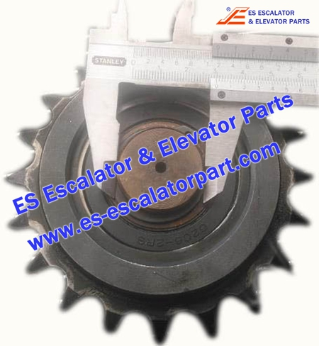Escalator Parts Sprocket
