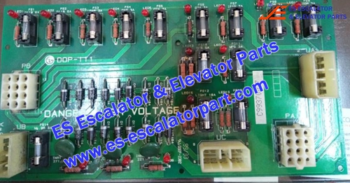 Elevator Parts DOP-111 PCB