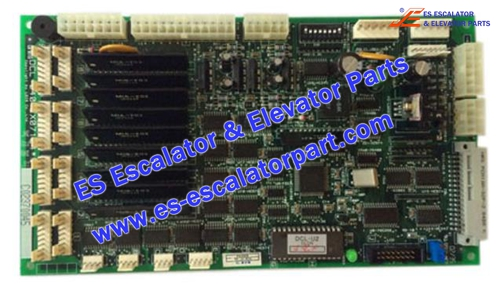 Elevator Parts DCL240 PCB