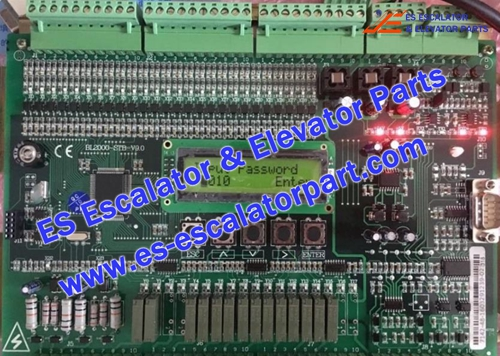 ESOTIS Elevator Parts BL2000 MC-CPU-H515 V9 PCB
