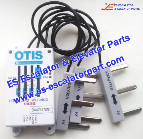 ESOTIS Escalator parts DAA24270N1 loading sensor