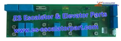 ESOTIS Elevator Parts GAA26800L1 Inverter board