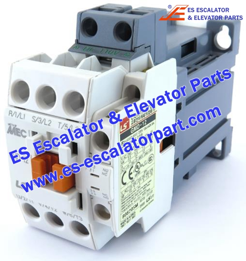 Elevator Parts GMD-12 24DV Lighting contactor